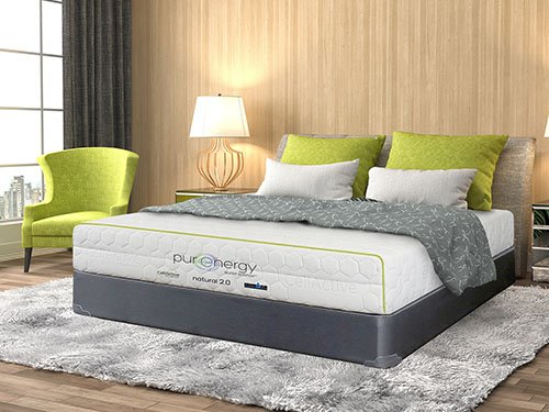 Pure Energy Sleep Systems Natural Series